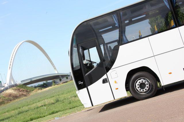 School Bus School Bus Iveco 9 Metres Tekne Modenabus